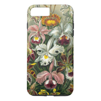 Vintage Haeckel Orchideen iPhone 8 Plus/7 Plus Hülle