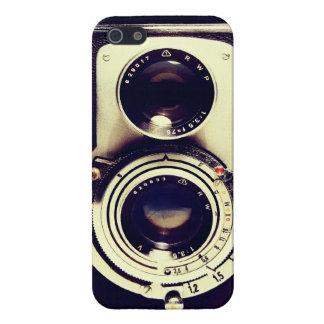 Vintage Kamera iPhone 5 Hülle