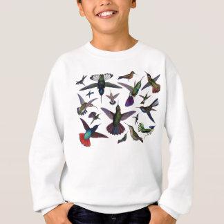 Vintage Kolibris Sweatshirt