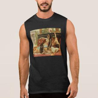 Vintage Kunst Kleopatra… Ärmelloses Shirt