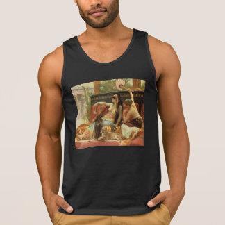 Vintage Kunst Kleopatra… Tank Top