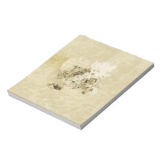 Vintage Notepad - M1 Kladde