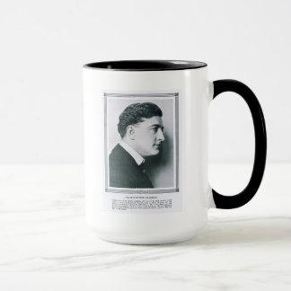 Vintage Porträt-Tasse Francis X. Bushman Tasse