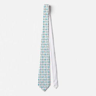 Vintage Schlauchboote Krawatte