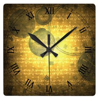 Vintage SteamPunk Roaman Ziffern-Druck-Uhr Uhren