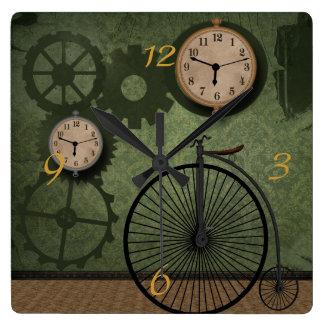 Vintage Steampunk Thema-Wand-Uhr Wanduhr