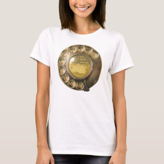 Vintage_Telephone_Dial_02 T-Shirt