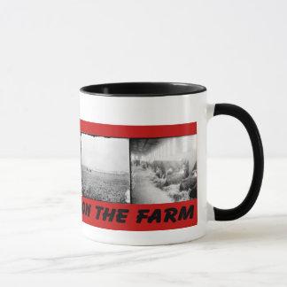 Vintage Vieh-Tasse Tasse