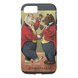 Vintage viktorianische glückliche, homosexuelle, iPhone 8/7 hülle