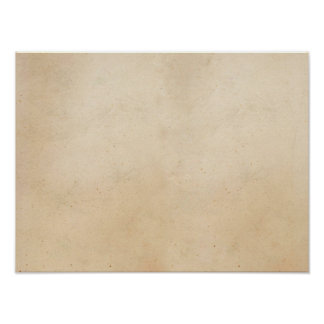 Vintager antiker Pergament-Schablonen-Papierfreier Poster