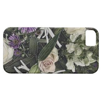 Vintager Artblumenstrauß lPhone Fall Hülle Fürs iPhone 5