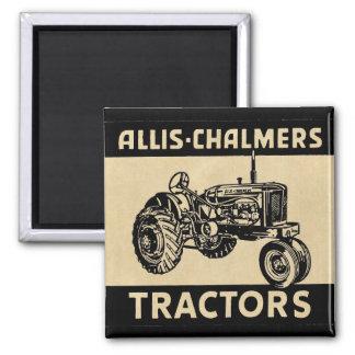 Vintager Bauernhof-Traktor Kühlschrankmagnete