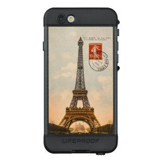 Vintager Eiffel-Turm LifeProof NÜÜD iPhone 6s Fall LifeProof NÜÜD iPhone 6s Hülle