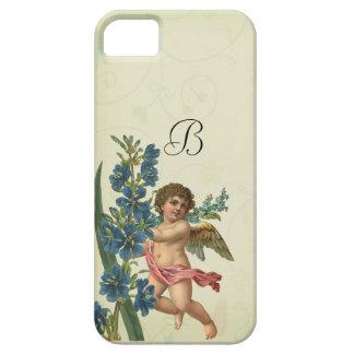 Vintager Engel-Engel Schutzhülle Fürs iPhone 5