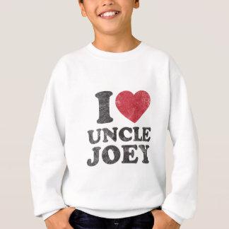 Vintager i-Liebe-Onkel Joey Sweatshirt