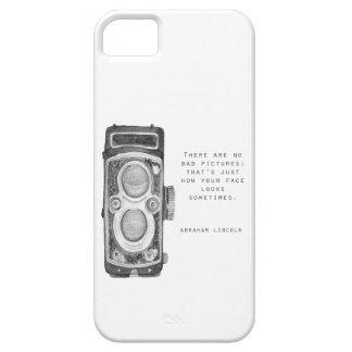 Vintager Kameratelefonkasten Barely There iPhone 5 Hülle