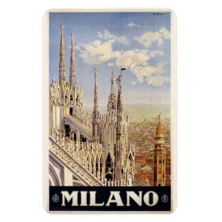 Vintager Magnet Mailands Mailand Italien