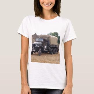 Vintager Militär-LKW T-Shirt