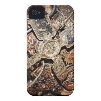 Vintager Motor iPhone 4 Case-Mate Hülle