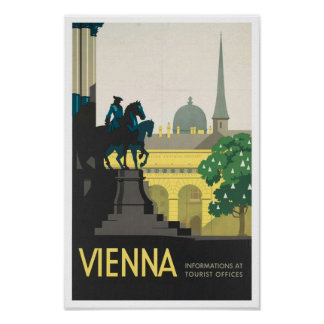 Stadt Poster