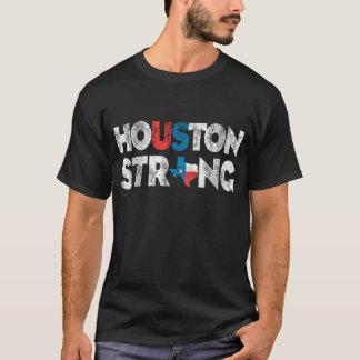 Vintager starker Texas T - Shirt Houstons