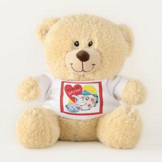 Vintager Valentine Teddybär