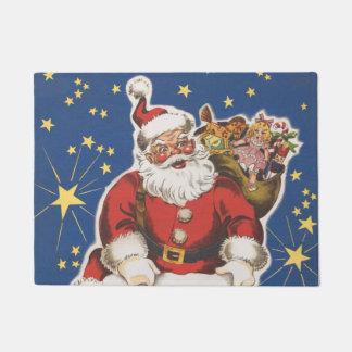 Vintager Weihnachtsmann, Twas Nacht vor Türmatte