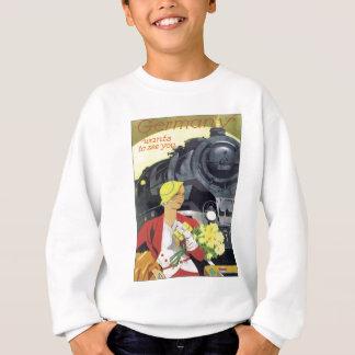 Vintages Deutschland Sweatshirt