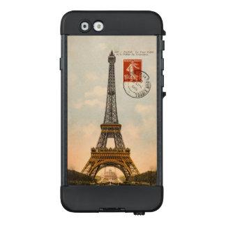 Vintages Eiffel-Turm LifeProof NÜÜD Apple iPhone 6 LifeProof NÜÜD iPhone 6 Hülle