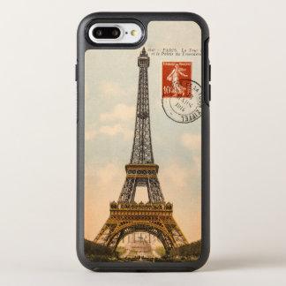 Vintages Eiffel-Turm OtterBox Symmetrie iPhone OtterBox Symmetry iPhone 8 Plus/7 Plus Hülle