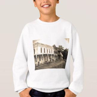 Vintages Geist-Stadthotel Sweatshirt