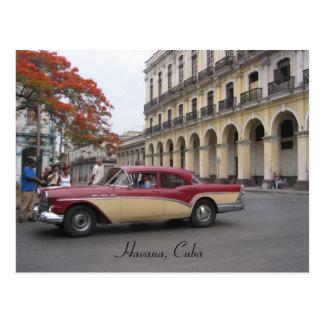 Vintages Havana Postkarten