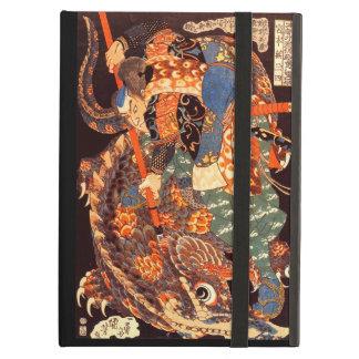 Vintages Japaner Miyamoto Musashi 宮本武蔵