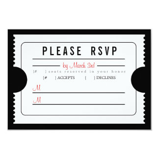 Vintages Karte UAWG im Schwarzen 8,9 X 12,7 Cm Einladungskarte