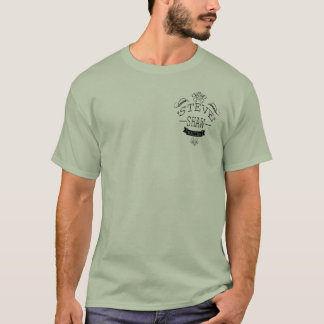 Vintages Laufen Steve-Shaw T-Shirt