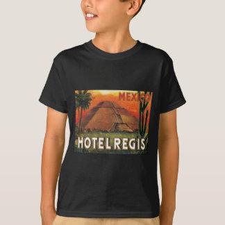 Vintages Mexiko-Hotel T-Shirt