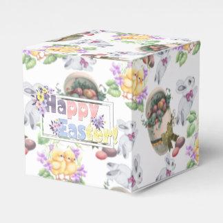 Vintages Ostern Geschenkschachtel