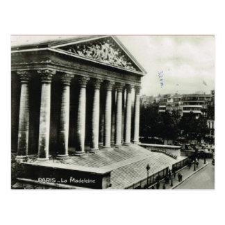 Vintages Paris, Paris, La Madeleine Postkarten
