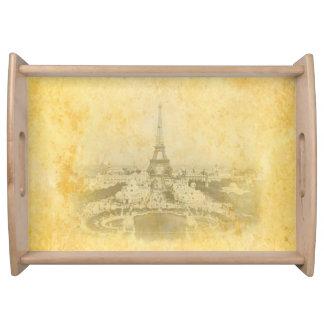 Vintages Paris Tablett