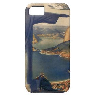 Vintages Rio de Janeiro, Christus die iPhone 5 Hüllen