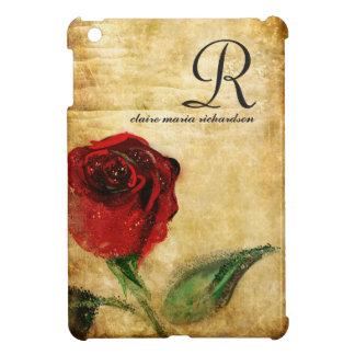 Vintages Rosen-Monogramm iPad Minifall iPad Mini Hülle