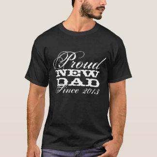 Vintages stolzes neues Jahr des Vati-Shirts | T-Shirt