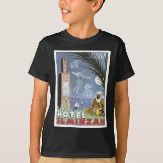 Vintages Tanger Marokko T-Shirt