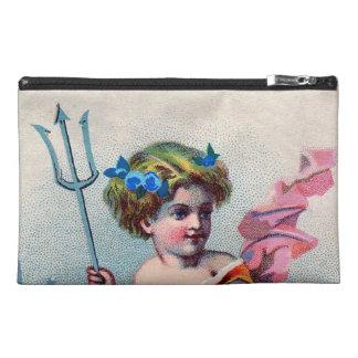 Vintages Teufel-Kind Reisekulturtasche