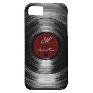 Vinyl Platte Etui Fürs iPhone 5