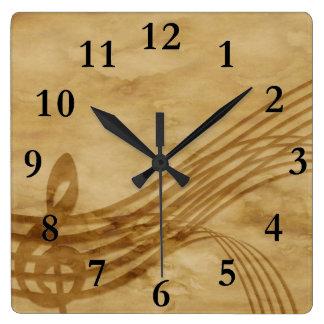 Violinenschlüssel Uhren