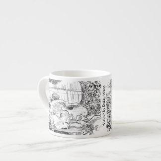 Violini Espresso-Tasse durch Debby Wang
