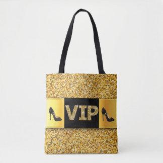Vip-Golddiamant-hoher Heels