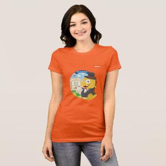 VIPKID Großbritannien T - Shirt (orange)