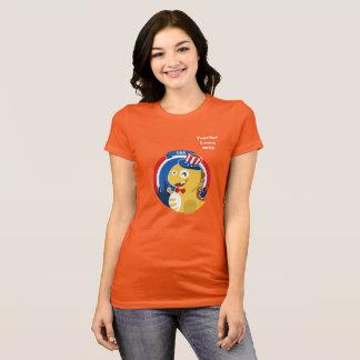 VIPKID T - Shirt für Lehrer Laura